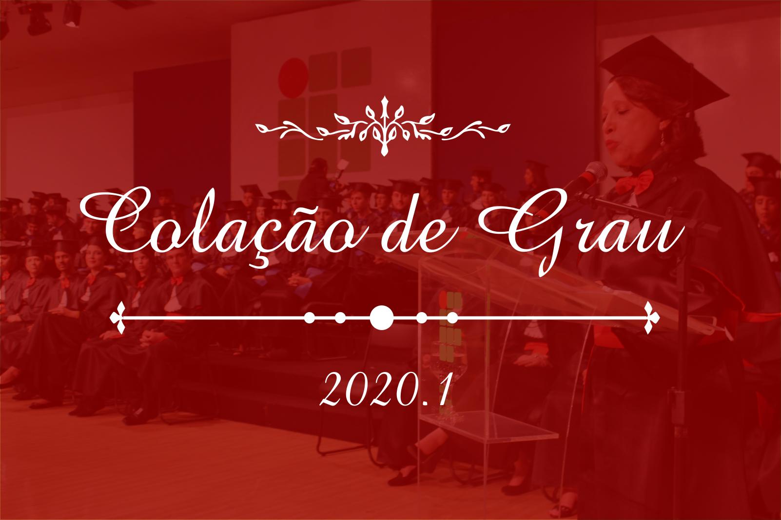 Colação Grau 2020.1