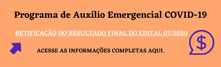 Auxílio Emergencial Covid-19
