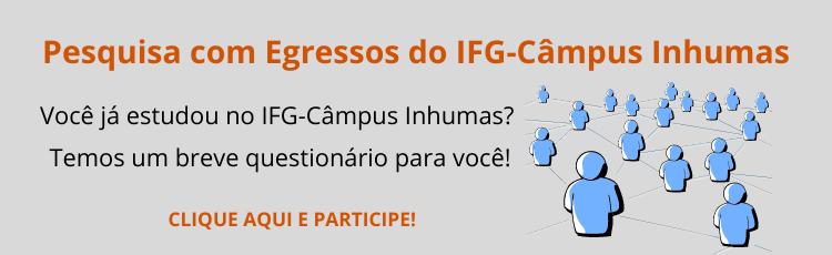 Banner Questionário Egressos