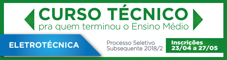 Técnico Subsequente 2018/2