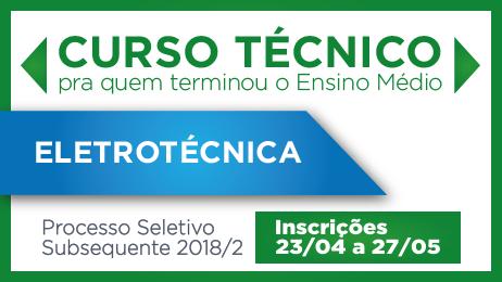 Tecnico Subsequente 2018/2