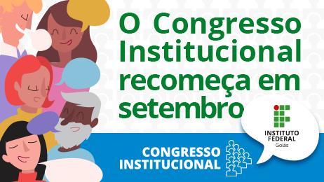 Congresso Institucional 2