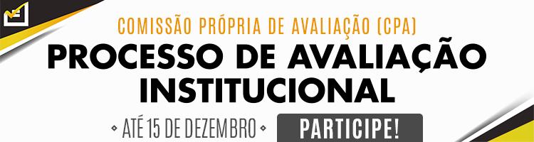 Avaliação Institucional 2018