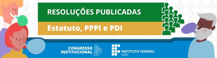 Documentos do Congresso Institucional 2018