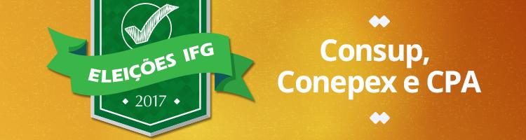 Eleições Consup, Conepex e CPA