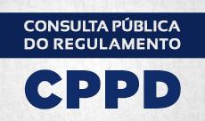 Consulta Públida do Regulamento - CPPD