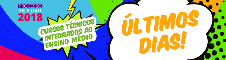 Selecao Integrado 2018