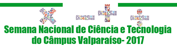 SNCT 2017 do Câmpus Valparaíso