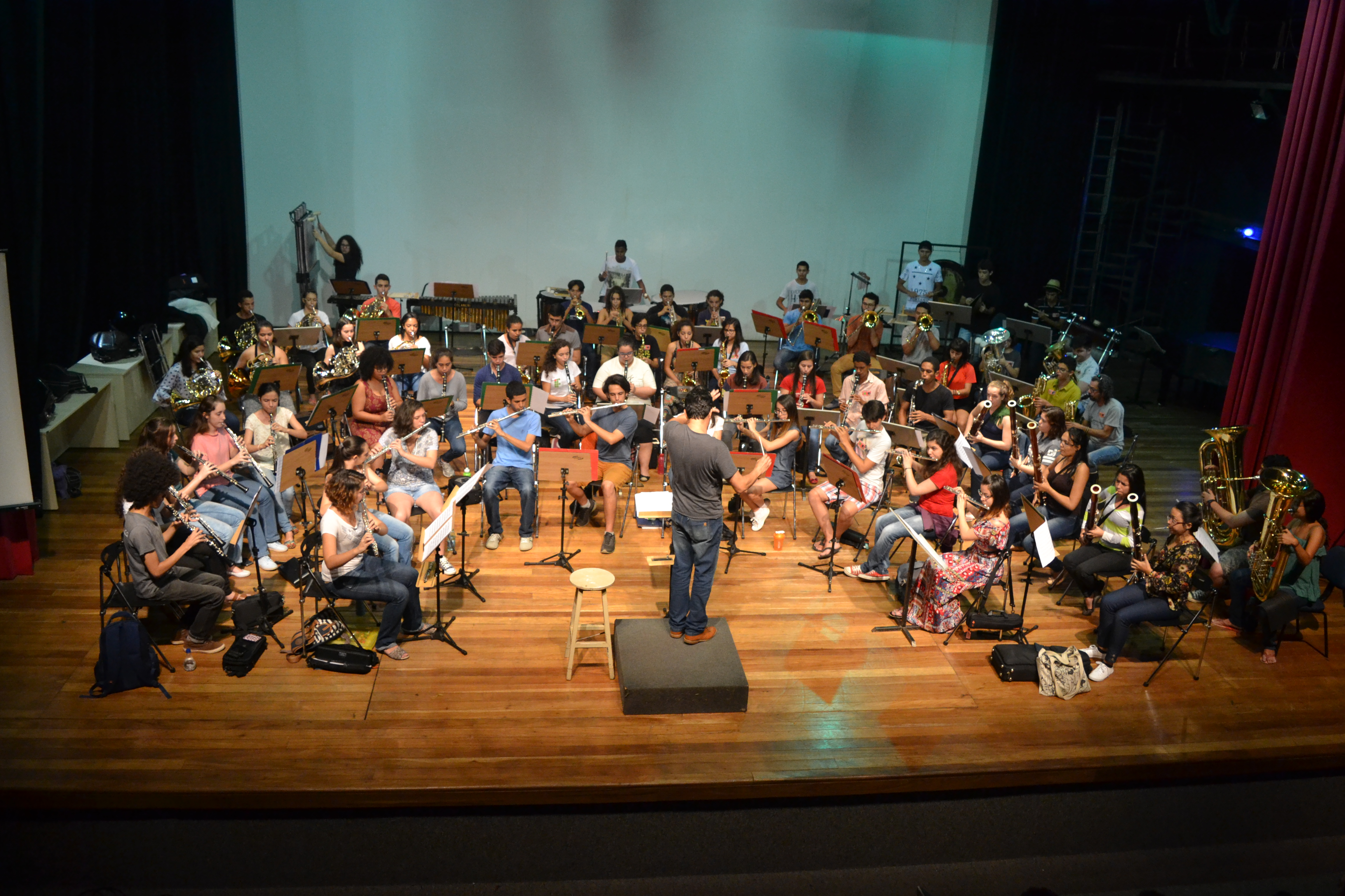 Nesta edição, o festival contará com concerto da Banda Sinfônica Nilo Peçanha