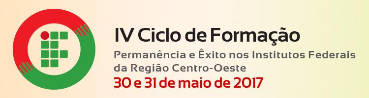 Banner Ciclo de  Formação