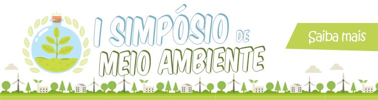 I Simpósio de Meio Ambiente