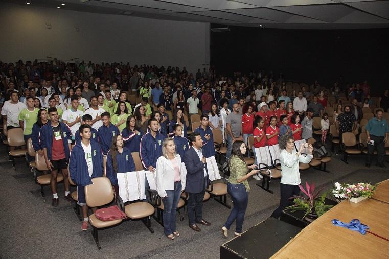 Mais de 200 atletas estão reunidos em Jataí para a 1ª etapa dos jogos