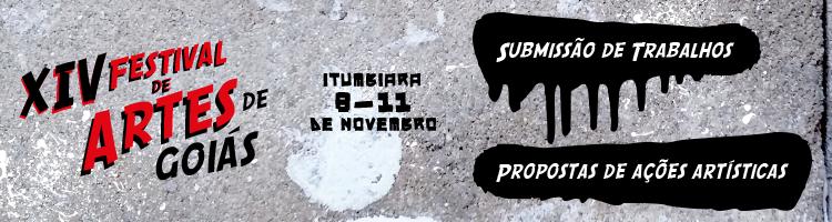 Festival de Artes - Submissão