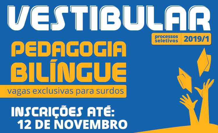 Destaque 2 - Pedagogia Bilingue