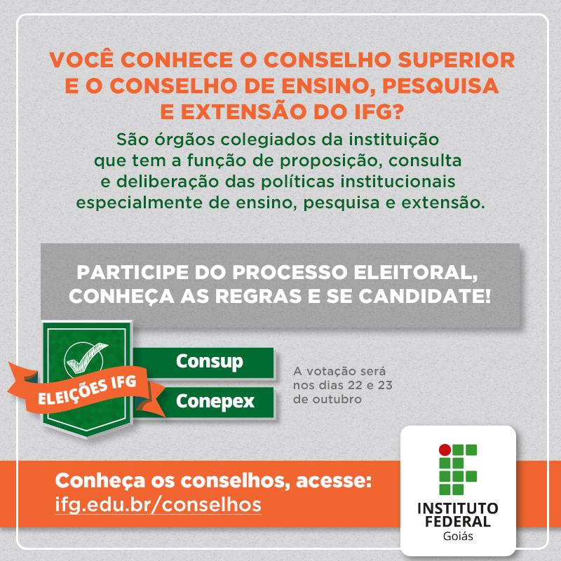 Candidaturas abertas para o processo eleitoral