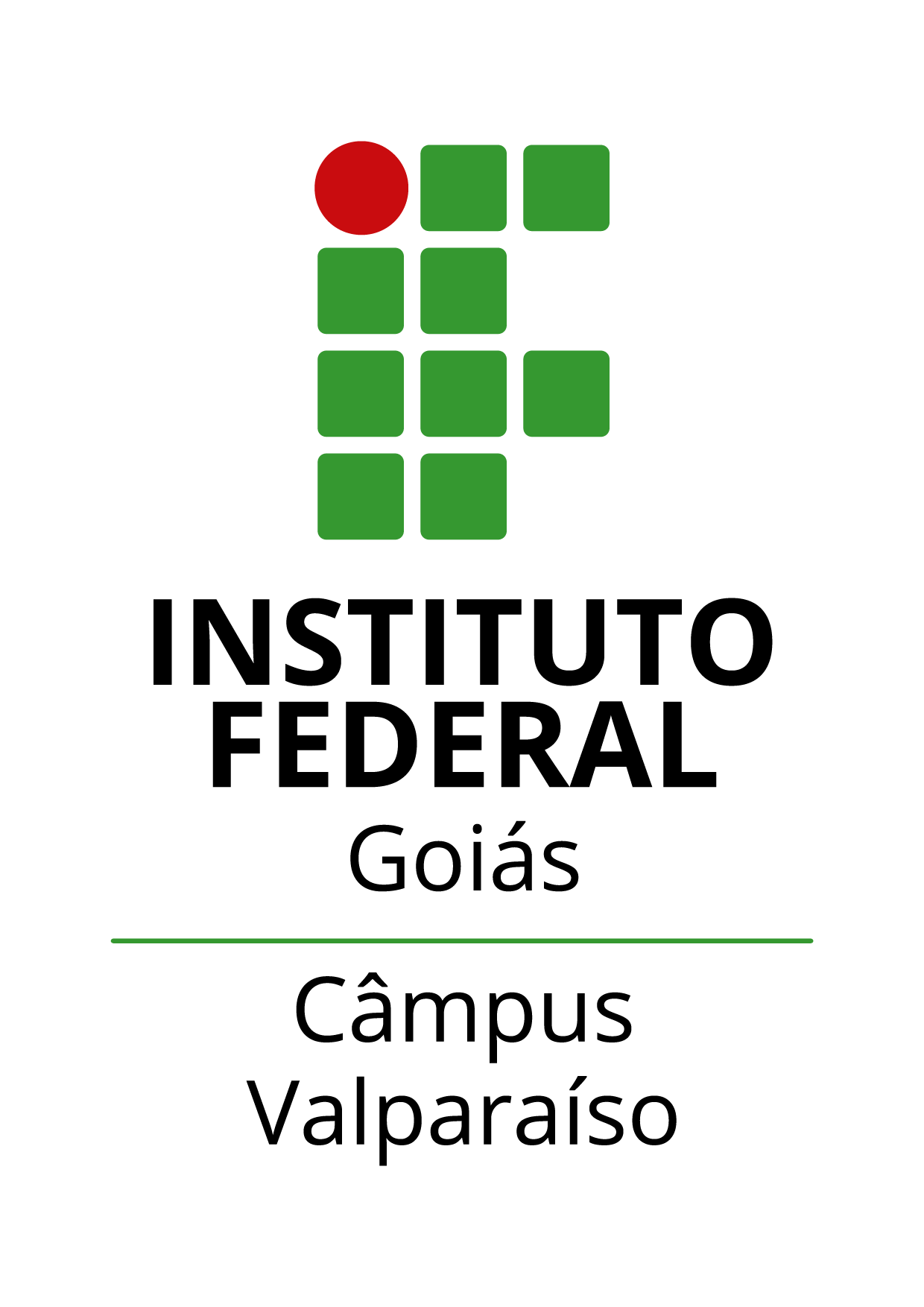 Logo do IFG - Câmpus Valparaíso